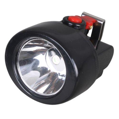 Ringlit® 1W 10000 Lx 2800Mah Led Mining Headlight Miner Cap Lamp With Ip65 Water Proof Level