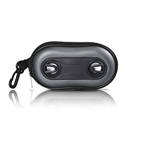 Coby Travel Speaker System for iPod and MP3 Players (Black)
