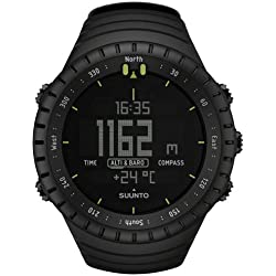 Suunto Core Classic Watch - All Black