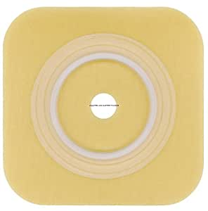 ConvaTec SQB413156 SUR-FIT Natura Durahesive Skin Barrier with Flange