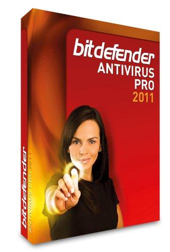 BitDefender Antivirus Pro 2011 – 3 PC/1 year