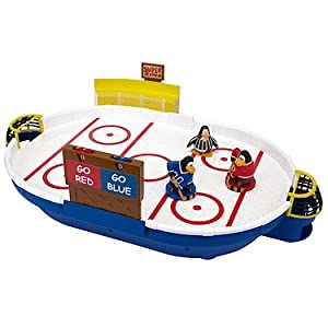 Amazon.com: Disney Club Penguin Air Hockey Play Set: Toys ...