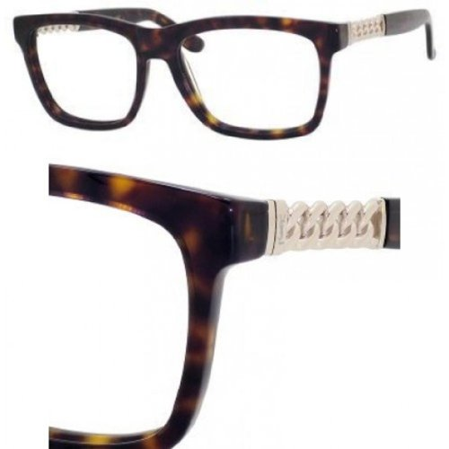 Yves Saint Laurent Yves Saint Laurent 6382 Eyeglasses-0086 Dark Havana-53mm