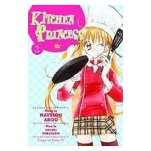 Kitchen Princess 2 Nunzio Defilippis, Christina Weir, Natsumi Ando and Miyuki Kobayashi
