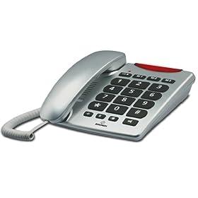 Telefono cordless brondi bravo 10 silver telefoni for Piani domestici a buon mercato