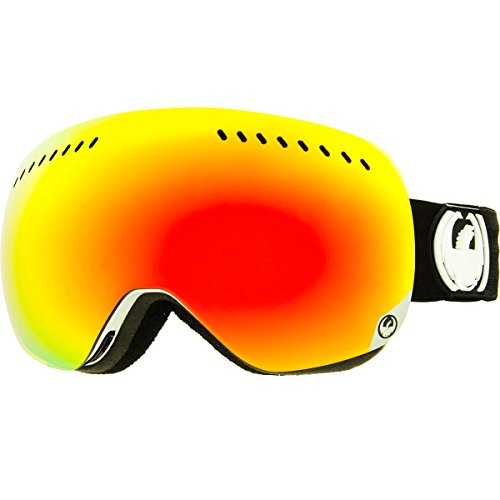 Dragon Alliance APXs Snow Goggles, Inverse, Red Ionized