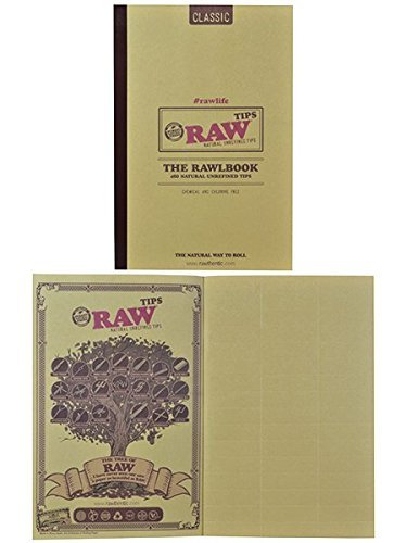 RAW-Classic-Rawlbook-480-Count-Book-of-Natural-Unrefined-Rolling-Tips