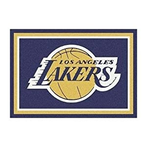 Milliken My Team Rugs - NBA - Los Angeles Lakers - Spirit 3