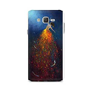 Mobicture Mineralized Premium Printed Case For Moto E