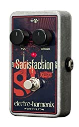 Electro-Harmonix Guitar Distortion Effects Pedal (Satisfaction Fuzz) from New Sensor