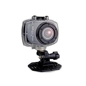 Easypix Goxtreme Speed Camescopes Caméra de Sport 1080 pixels 5 Mpix