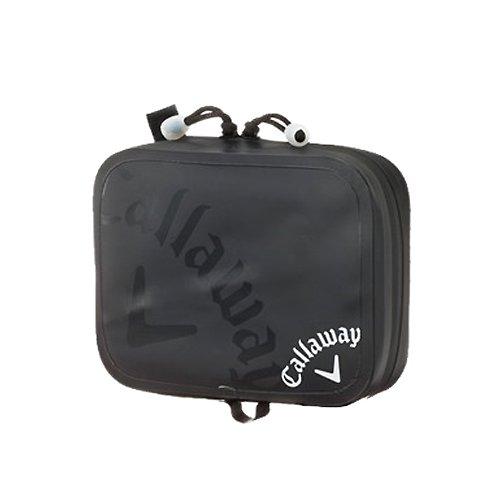 Callaway(キャロウェイ) 2014年 Waterproof ウォータープルーフ ポーチ カラー ブラック JM 5936102
