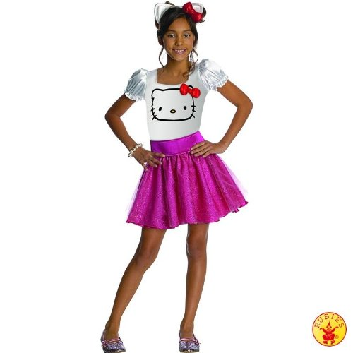 Costumes for all Occasions RU884752SM Hello Kitty Child Small