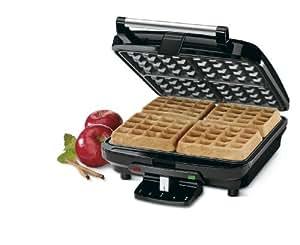 Cuisinart WAF-100C 4 Slice Belgian Waffle Maker
