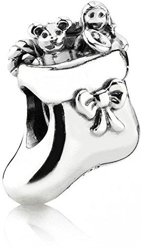 Pandora Charm Santa's Stocking 791038