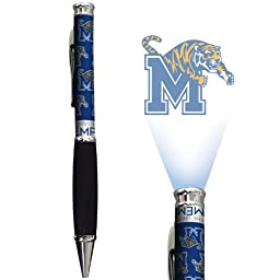 5.5'' NCAA University of Memphis Tigers Sports Logo Projection Pen