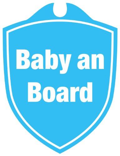Panneau pour voiture Bébé à bord 1