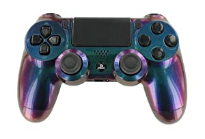 """Enigma Chameleon Special FX"" PS4 Custom Modded Controller Epic High Premium Special Effects Paint Job for COD Ghost Fully Loaded Mods"