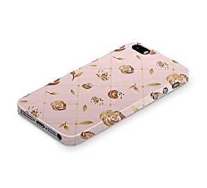 Cover Affair Floral / Pattern Printed Back Cover Case for Apple iPhone 5S
