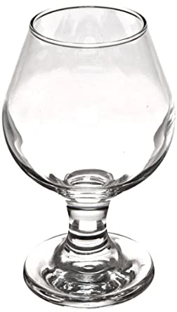 "Excellency 3950M 3"" Diameter x 4"" Height, 6 oz Brandy Glass(Pack of 24)"