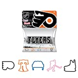 NHL Philadelphia Flyers Philadelphia Flyers Logo Bandz Bracelets-2nd Version