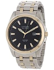 Citizen Men's BM7106-52E Corso Eco Drive Watch