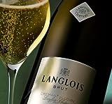 LANGLOIS-CHATEAU Cremant de Loire Brut French Sparkling Wine 75cl Bottle