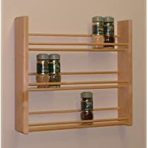 Spice Rack Three Tier