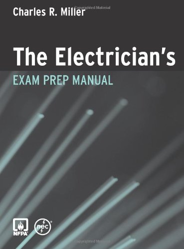 The Electrician's Exam Prep Manual - Jones and Bartlett Publishers, Inc. - 0763751189 - ISBN:0763751189