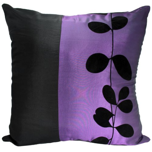 Purple Silk Throw Pillows : Dreamtime Inner Peace Eye Pillow, Purple Big SALE Best Daily Deals
