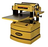 Home Improvement - Powermatic 1791315 209HH, 20-Inch Planer, 5HP 1PH 230V, with Byrd Cutterhead