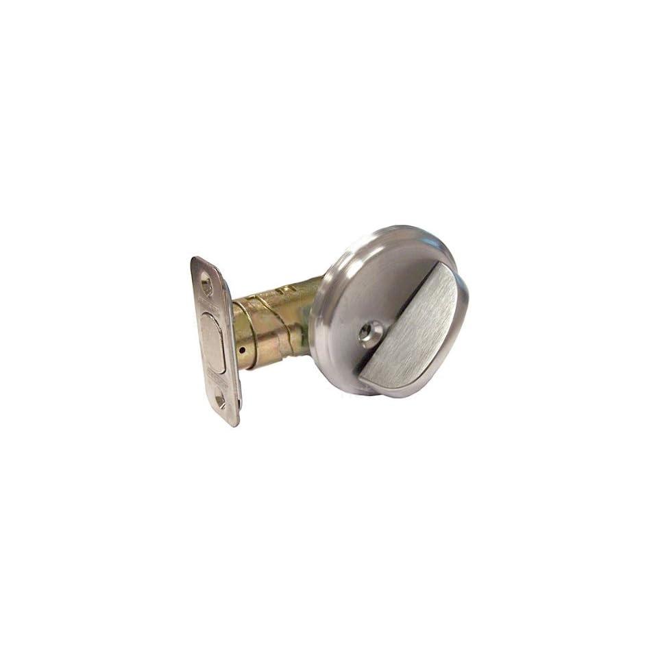 One-Sided Deadbolt Schlage B80 605 12-287 10-116 134 N N SL Bright Brass