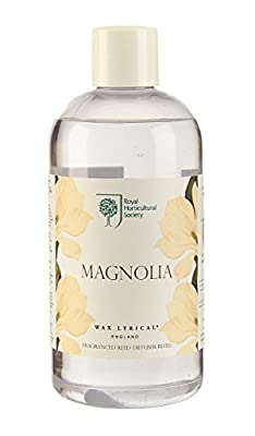 RHS Magnolia Reed Diffuser Refill from Wax Lyrical