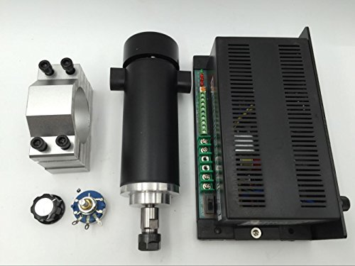 CNC-450W-DC-Spindle-Motor-12-52V-MACH3-Power-Supply-Speed-Controller-Mount-Bracket-Kit-for-Milling-Machine