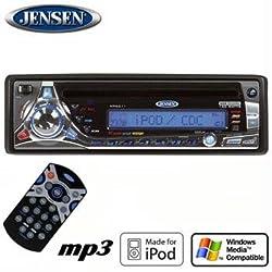 See JENSEN CD/CDC/MP3/WMA RECEIVER Details
