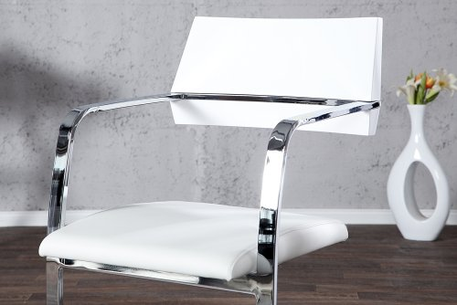 Design Freischwinger Stuhl UNIQUE