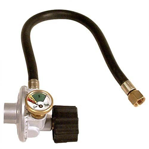 GasWatch Regulator Hose with Emergency Shutoff