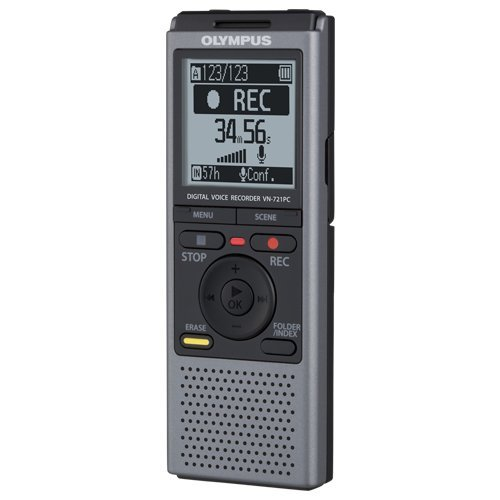 Olympus-Digital-Voice-Audio-Recorder