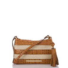 Anytime Mini Bag<br>Raffia Vineyard Whiskey