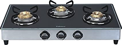 Fabiano G-300 3 Burner Gas Cooktop