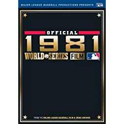 Official 1981 World Series Film