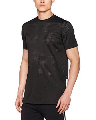 Dirk Bikkembergs Camiseta Manga Corta Negro