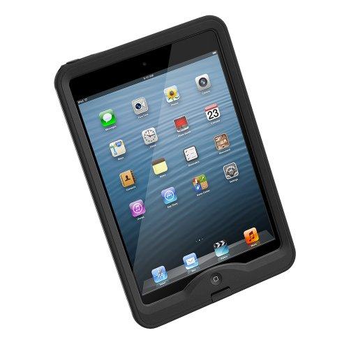 LifeProof NÜÜD iPad Mini Waterproof Case - Retail Packaging - BLACK