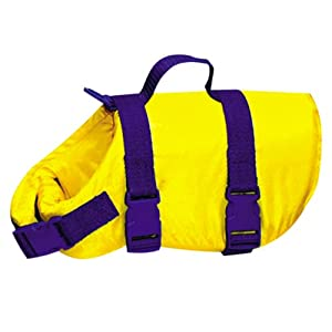 Pet Supply Imports - Safegard Imported Life Jacket Large