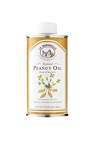 La Tourangelle, Roasted Peanut Oil,16.9 Fl. Oz. (Peanut Cooking Oil compare prices)
