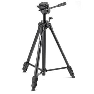 Velbon DF-51 - Trípode para cámara de fotos/vídeo (aluminio)