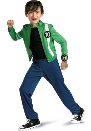 Disguise Inc Boys Ben 10 - Alien Force Child Costume