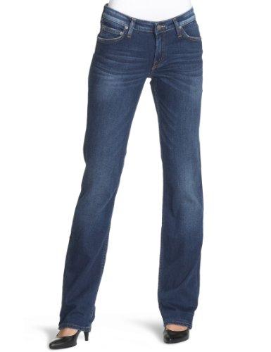 Lee Marlin Pop B. Vintage Women's Jeans Blue