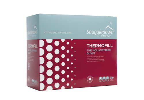 Thermofill Lite Duvet 50/50 Polyester/Cotton Cover 13.5 All Season King 220X225Cm