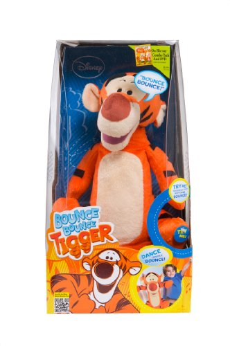 Bounce Bounce Tigger Plush Doll
